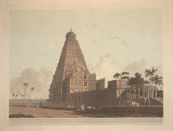 The Great Pagoda, Tanjore